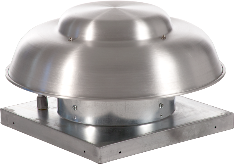 Direct Drive Centrifugal Exhaust Fans : Ddar axial downblast direct drive fans