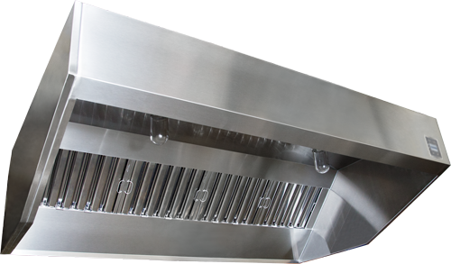 Type 2 Exhaust Hoods ~ Sfx series exhaust only hood for low ceiling heights